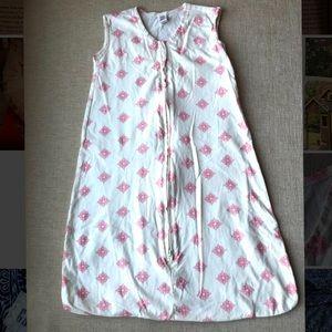 NWOT organic cotton boho sleep sack